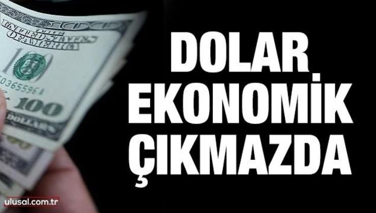 Dolar ekonomik çıkmazda