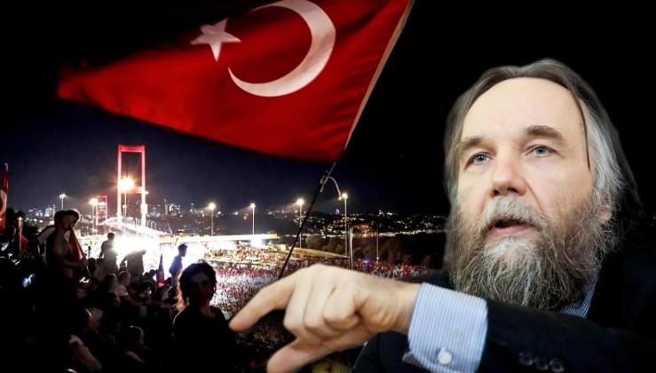 Dugin: Darbeyi millet-ordu önledi!