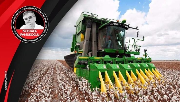 Sanayileşeceksek tarıma önem vermek zorundayız
