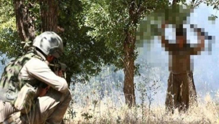 Siirt'te ikna edilen 2 PKK'lı terörist teslim oldu!