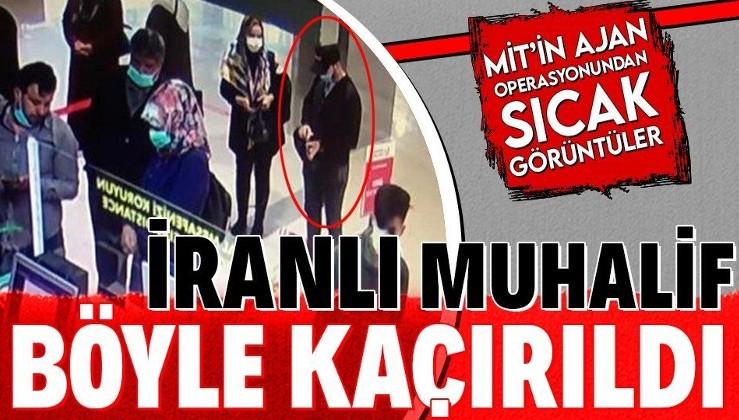 İranlı muhalif Habib Chaab böyle kaçırıldı! Yeni görüntüler ortaya çıktı