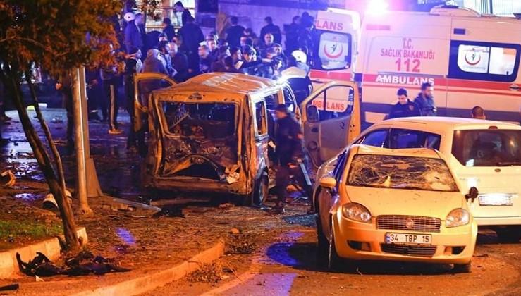 PKK'nın Beşiktaş saldırısı failleri HDP'li vekilin gündeminde: Cezaevi seçimi mağduriyet yaratıyormuş