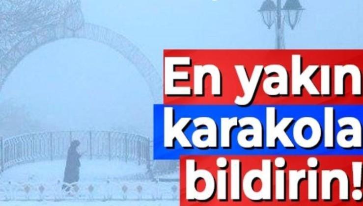 Valilik duyurdu: Kar yağışı ve soğuk havanın etkili olduğu İstanbul'da evsiz vatandaşlar otellerde misafir ediliyor