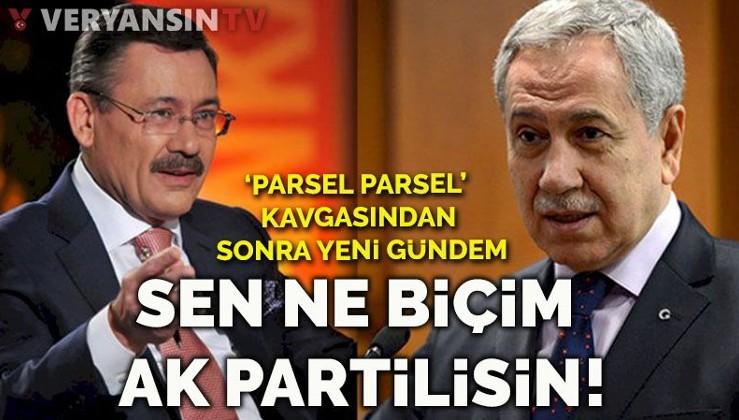 Gökçek'ten Bülent Arınç'a: Sen ne biçim AK Partilisin?