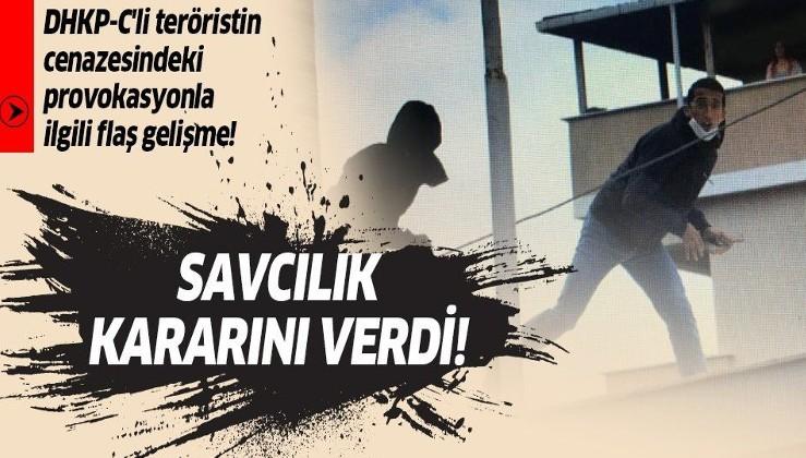 Son dakika: DHKP-C'li İbrahim Gökçek'in cenazesinde çıkan olaylara ilişkin 15 kişinin tutuklanması istendi