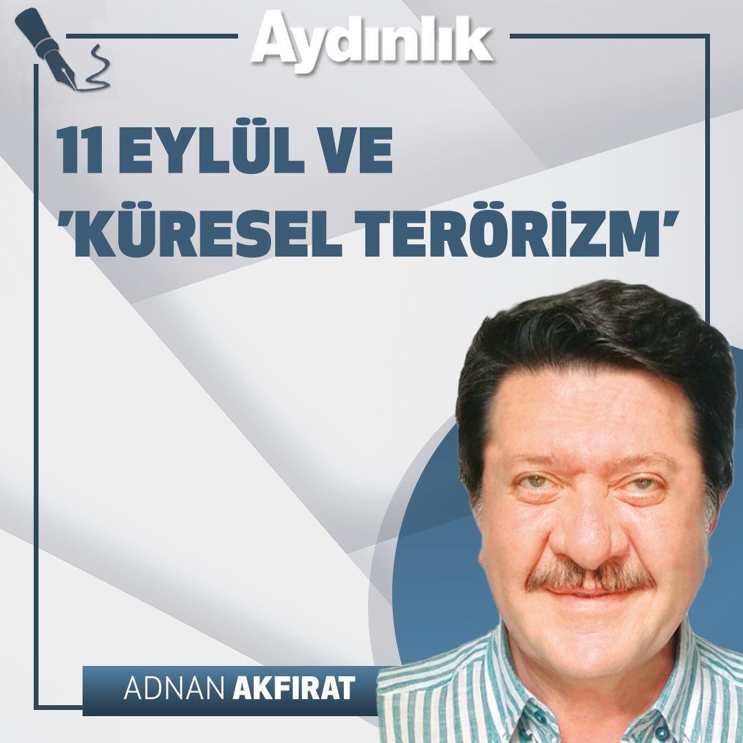 11 Eylül ve 'Küresel Terörizm'