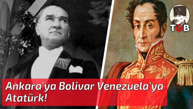 Erdoğan: Venezuela'ya Atatürk kürsüsü kuracağız!