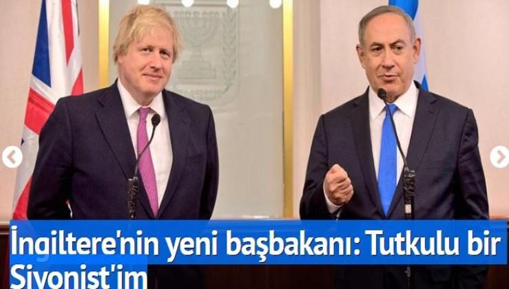 İngiltere'nin yeni başbakanı: Tutkulu bir Siyonist'im