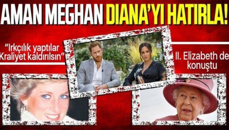 Prens Harry ve Meghan Markle çiftinin açıklamaları sonrası İngiltere ayağa kalktı