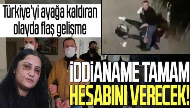 SON DAKİKA: Samsun'daki kadına şiddet olayının faili İbrahim Zarap için 'Kasten öldürmeye teşebbüs'ten 18 yıl