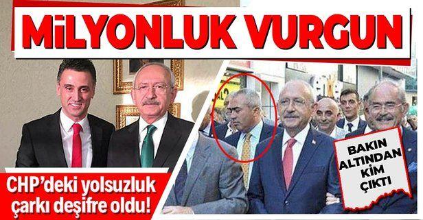 SON DAKİKA: CHP'deki ihale skandalının altından Kemal Kılıçdaroğlu'nun koruması Koray Aslan çıktı