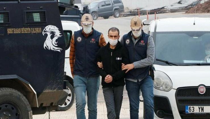 Son dakika: Sultanahmet ve Suruç saldırılarının planlayıcısı DEAŞ'lı terörist tutuklandı