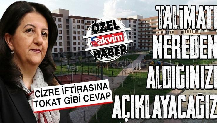 SON DAKİKA: HDP'den yeni operasyon sinyali! Bakan Yardımcısı sert çıktı: Talimatı nereden aldığınızı açıklayacağız