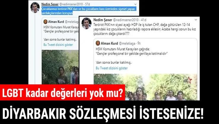 Nedim Şener: HDP ve CHP bu kızları da raporuna eklesin!