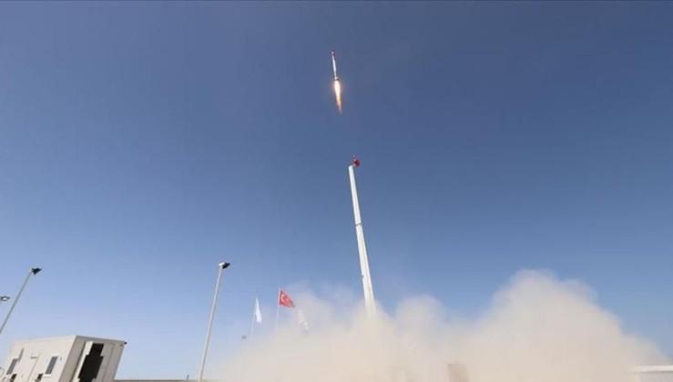 İlk milli roket bu yaz uzaya fırlatılacak
