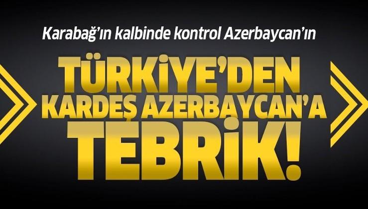 Azerbaycan'ın Karabağ zaferi sonrası ilk açıklama