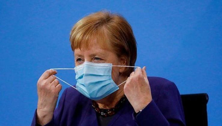 SON DAKİKA: Almanya'da Merkel koronavirüse karşı mega-karantina düşünüyor