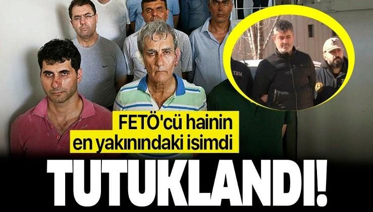Son dakika: FETÖ'nün kilit isimlerinden Akın Öztürk'ün emir astsubayı tutuklandı.