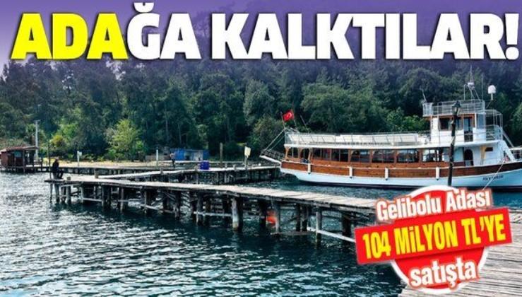 Gelibolu Adası 104 milyon TL'ye satışta