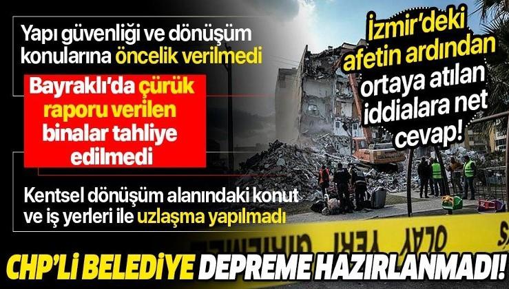 İzmir Büyükşehir Belediyesi deprem hazırlığı yapmamış! İşte İzmir depremine ilişkin 11 iddiaya 11 cevap
