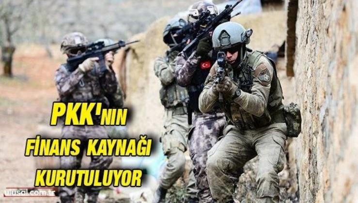 Diyarbakır'da narko-terör operasyonları sürüyor