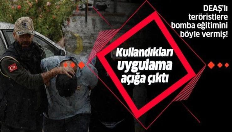 Tutuklanan DEAŞ'lının Telegram üzerinden patlayıcı eğitimi verdiği ortaya çıktı!.