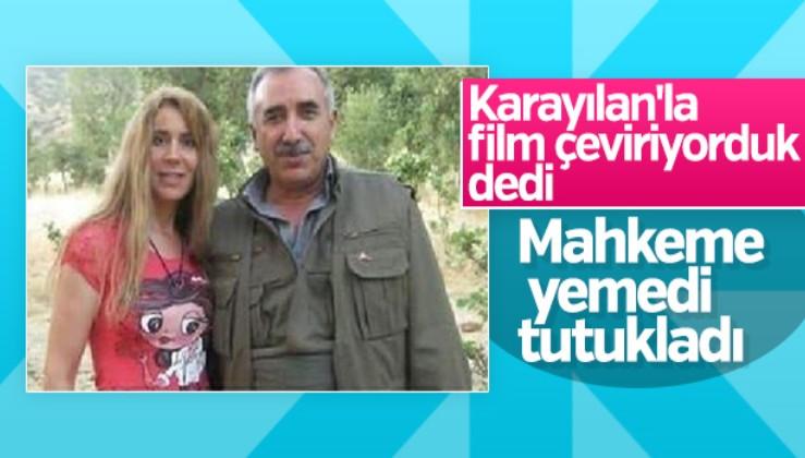 Tutuklanan HDP'li şarkıcının telefonundan Karayılan'la fotoğrafları çıktı