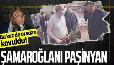 Ermenistan Başbakanı Nikol Paşinyan bu sefer de asker yakınından soğuk duş! Mezara çiçek bırakmasını engelledi
