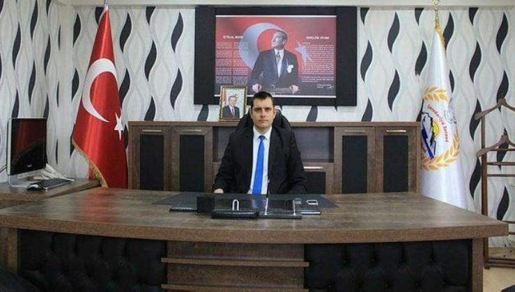 Son dakika: Van'ın Saray Belediyesi'ne Kaymakam Mehmet Halis Aydın görevlendirildi.