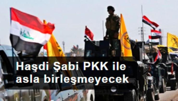 Iraklı yetkililer: PKK'ya yardım yok