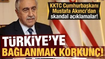KKTC Cumhurbaşkanı Mustafa Akıncı: ❝Kıbrıs'ta çözüm için topraklarımızın bir miktarını iade etmemiz lazım!❞