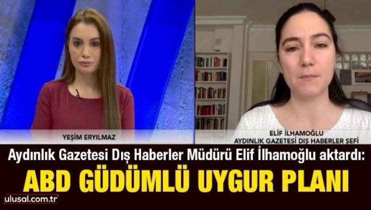 ABD güdümlü Uygur planı