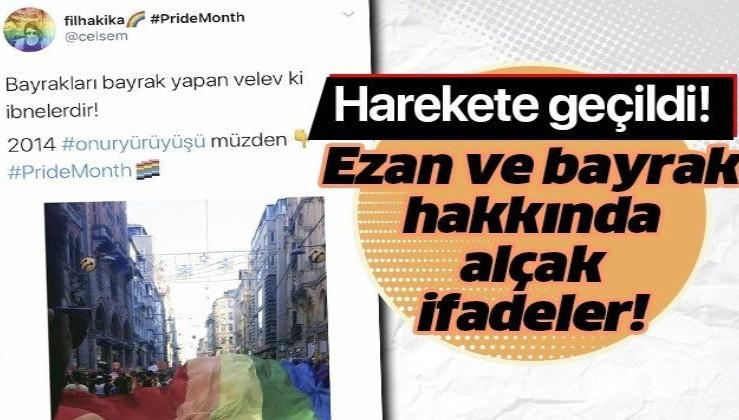 Bayrağımıza ve şehitlerimize hakaret eden Gazete Kadıköy Yazı İşleri Müdürü Semra Çelebi hakkında suç duyurusu!