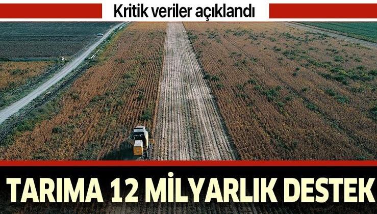 Son dakika: BDDK kritik verileri açıkladı! Tarıma 120 milyarlık destek!