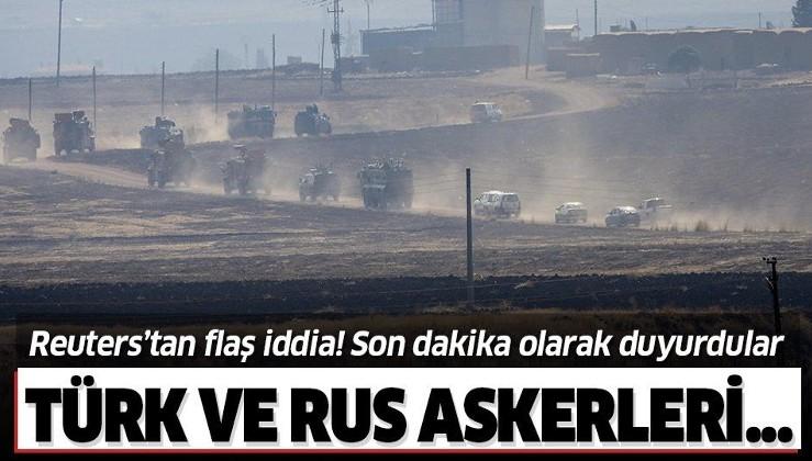 Türk-Rus ortak devriyesi yeniden başladı.