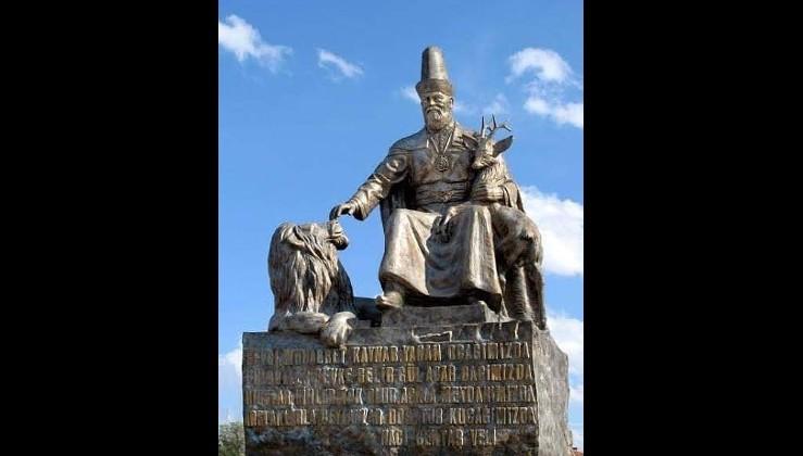 """""""Ceylanlar ile aslanlar dosttur kucağımızda."""" der Hacı Bektaş Veli. Bu yıl vefatının 750. Yıl Dönümünü Anma yılı."""