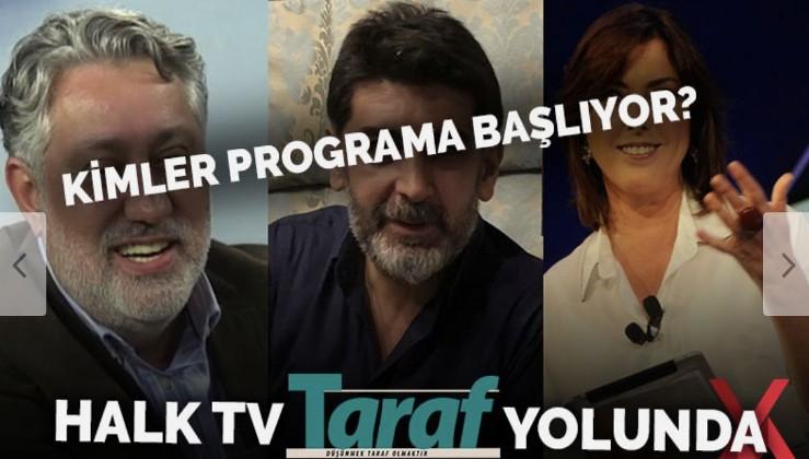 Halk TV, Taraf gazetesinin yolunda