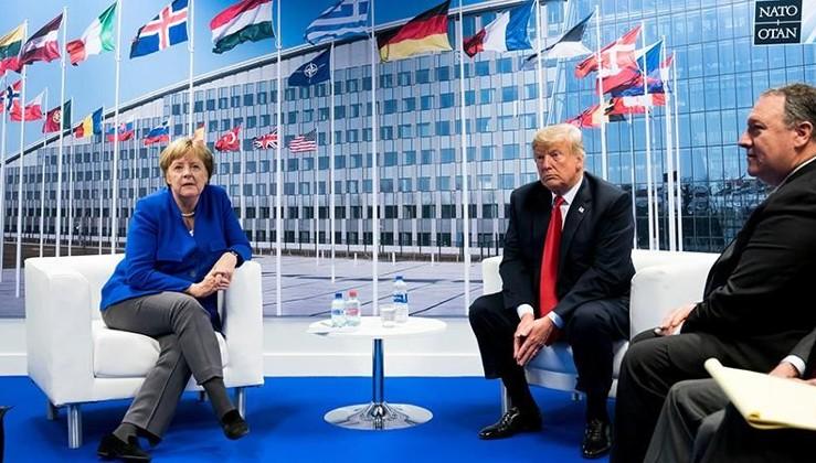 Almanya'dan ABD'ye Hürmüz Boğazı için red cevabı geldi