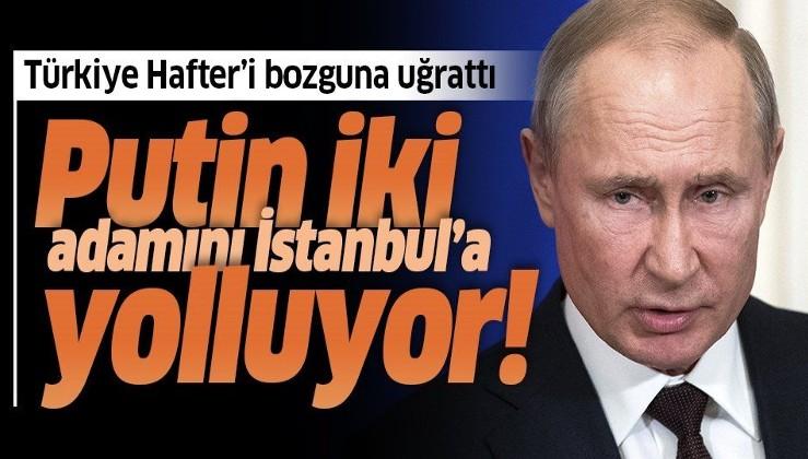"""Son dakika haberi: Rus heyet İstanbul'a geliyor! Kritik """"Libya"""" ziyareti"""