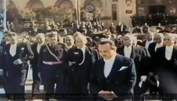 Türk'e durmak yaraşmaz, Türk önde, Türk ileri!