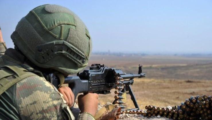 VİRÜSLERE GEÇİT YOK!! Barış Pınarı bölgesine sızma girişimindeki 9 terörist etkisiz hale getirildi!.