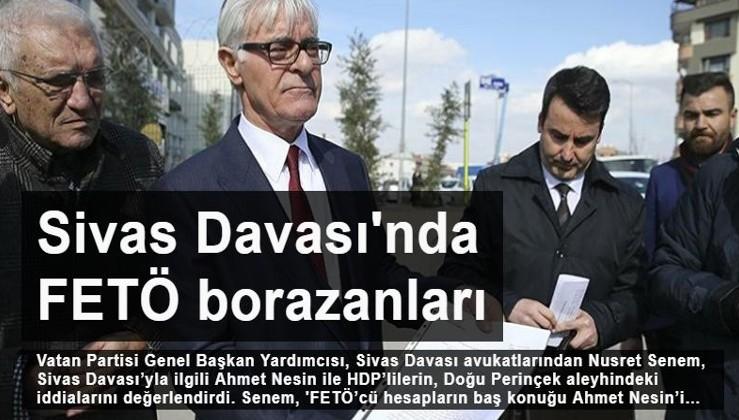 Ahmet Nesin ve HDP/PKK, FETÖ yalanlarına sarılıyor