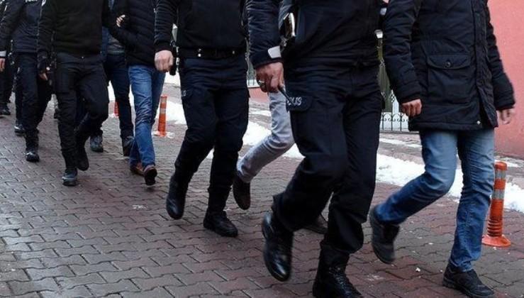 Gaziantep merkezli 22 ilde FETÖ operasyonu! 57 kişiden 50'si yakalandı