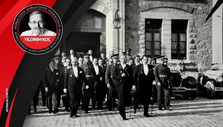 Kemalist Devrim'in temel amacı bağımsızlıktır