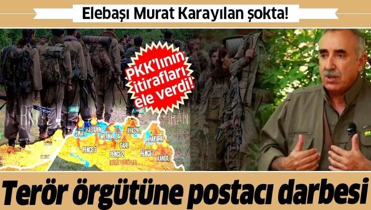 SON DAKİKA: Terör örgütü PKK'nın elebaşı Murat Karayılan'ın postacısı yakalandı