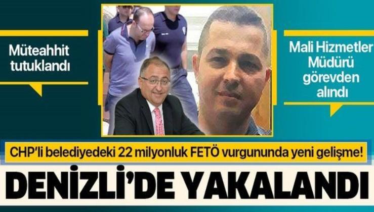 22 milyonluk FETÖ vurgununda yeni gelişme! Reşat Elgin gözaltına alındı.