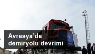 Avrasya'da demiryolu devrimi