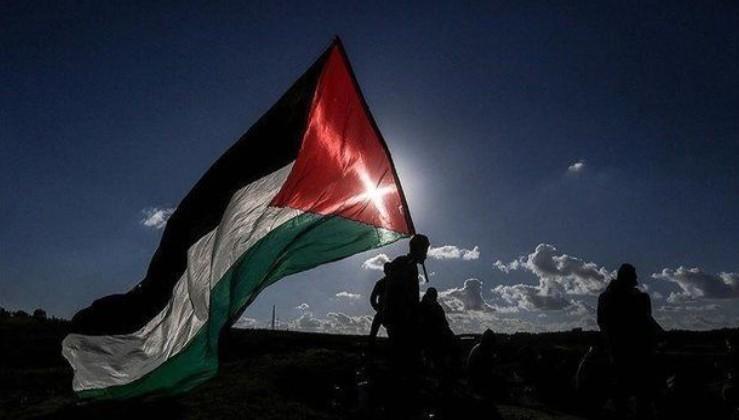 Filistinliler İsrail'in vergi ödemelerini kesme kararına tepki gösterdi