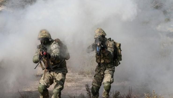 Son dakika: Harekat bölgesindeki birliklerde koronavirüse karşı ilave tedbirler alındı.