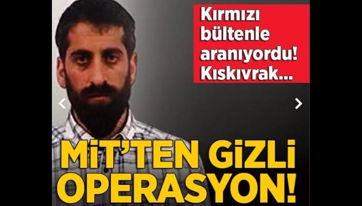 ABD'ye büyük şok: Kırmızı bültenle aranan PKK'lı Cimşit Demir Türkiye'ye getirildi